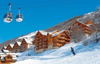 Le Hameau et les Chalets de la Vallée d'Or Odalys Résidence de tourisme