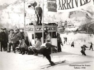 Histoire du Ski à Valloire