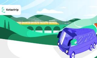 Train + Shuttle: Tictactrip