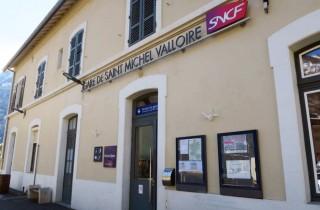 Train - Réserver un billet depuis/vers Valloire