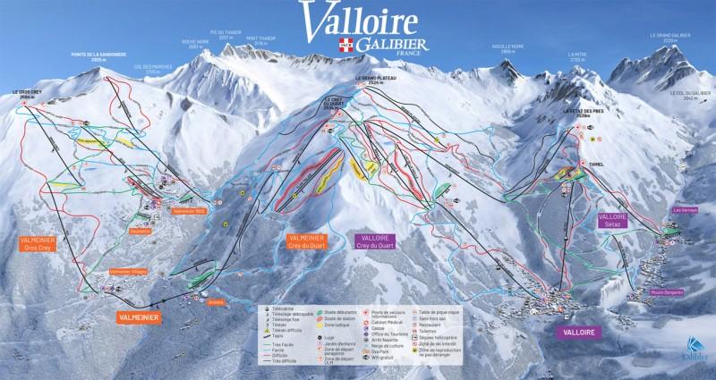plan des pistes valloire-valmeinier-hiver-2019-2020-logo-small-106