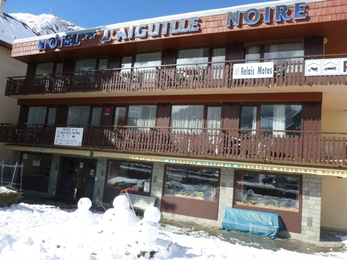 Hôtel Aiguille noire valloire, hotel valloire, hotel 2 étoiles valloire