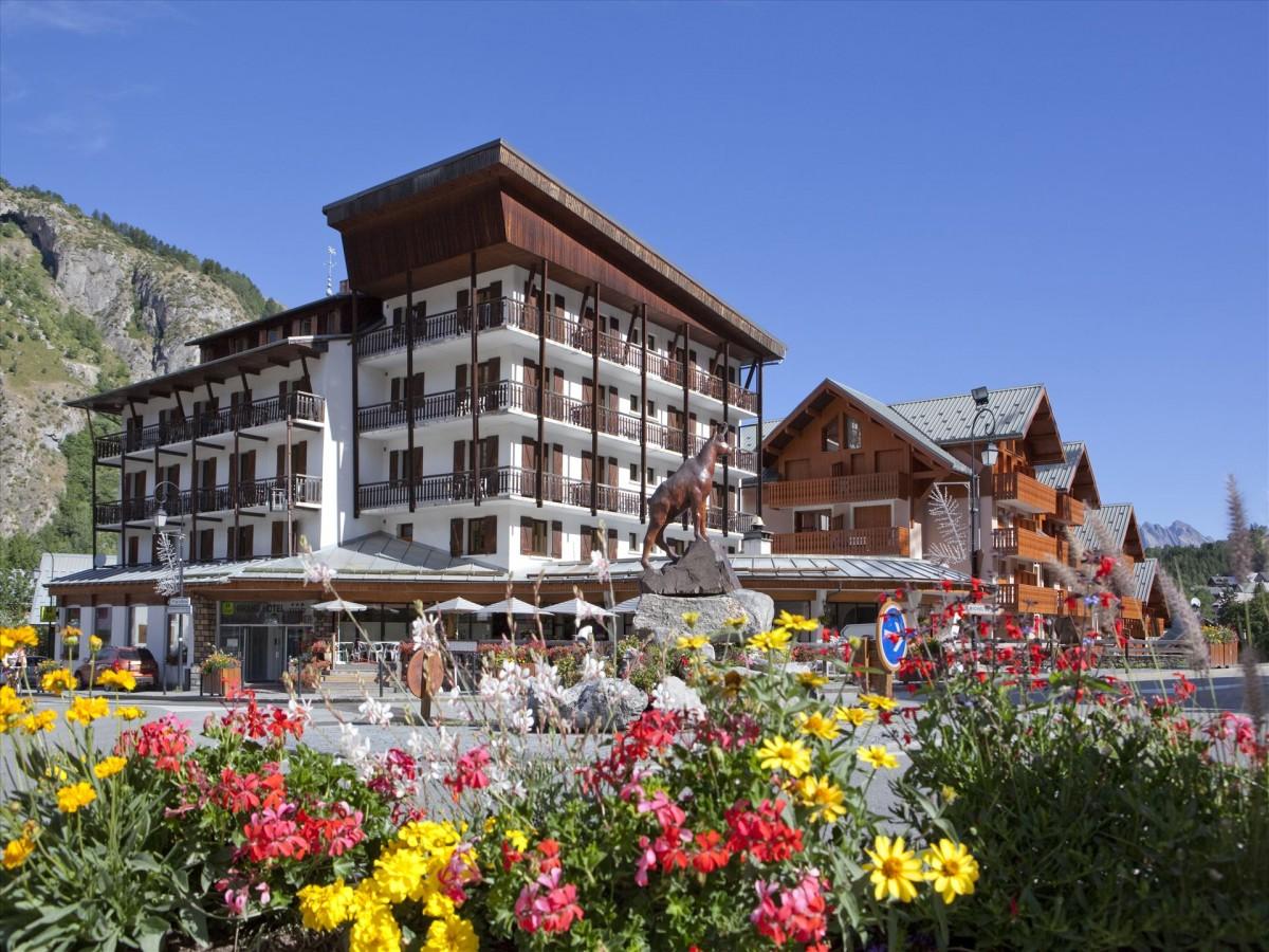 Hôtel Grand Hôtel valloire, hotel valloire, hôtel valloire, hotel 3 étoiles valloire