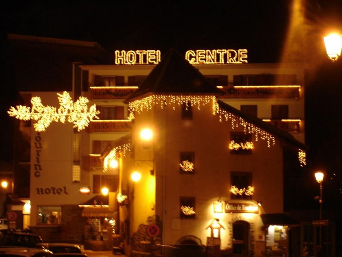 Hôtel Le Centre valloire, hotel valloire, hôtel valloire, hotel 2 étoiles valloire