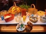 Hotel Le Centre Breakfast