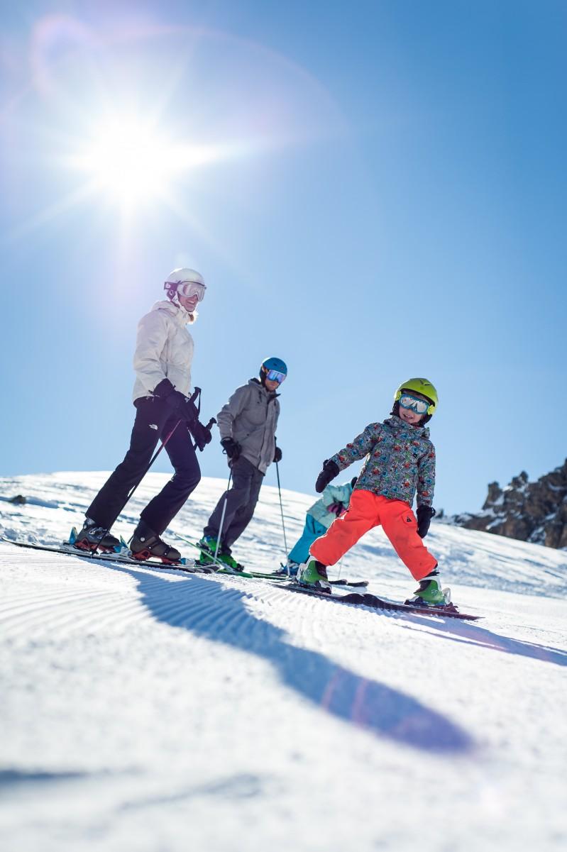Bon plan forfait ski Valloire, forfait famille  - Valloire Réservations