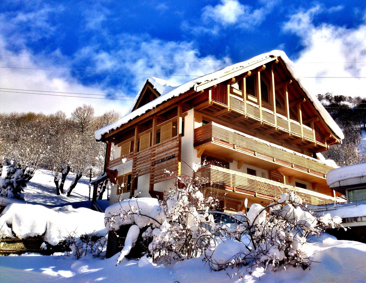 Chalet Clos Chani valloire, chalet valloire, location valloire