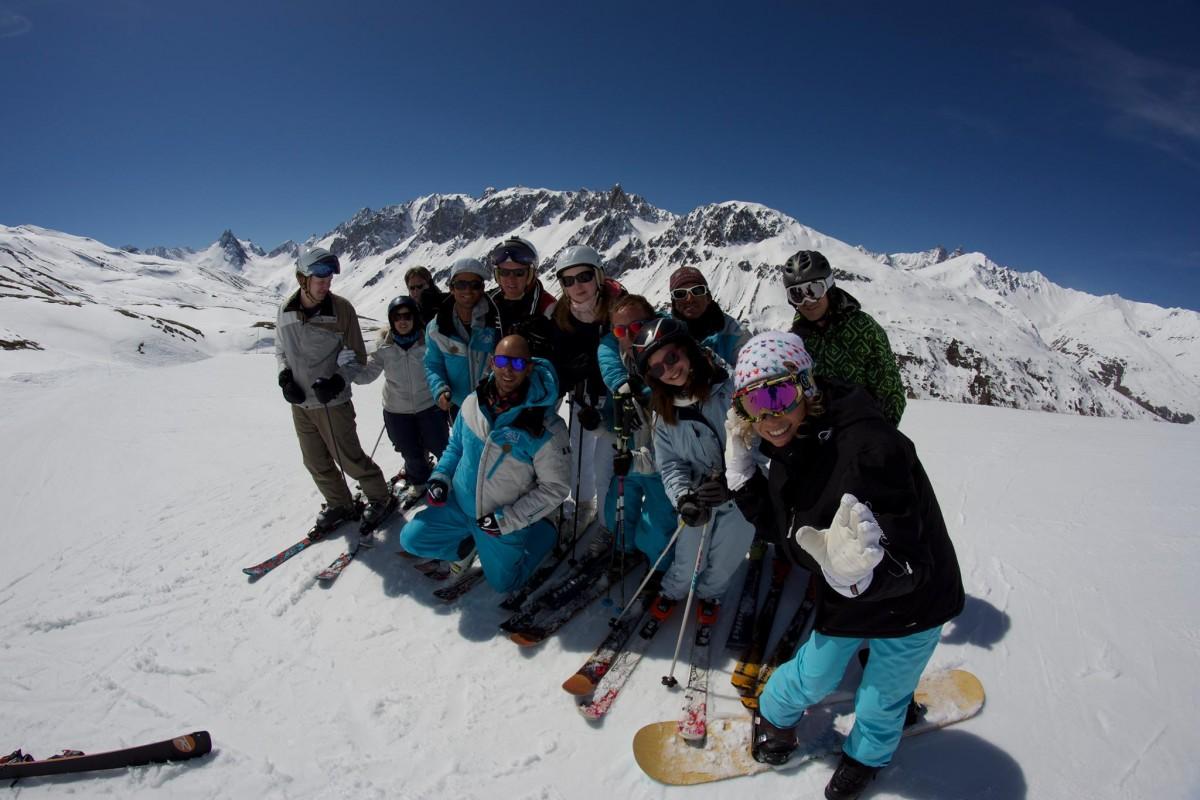 Ski Lessons Adult ESI Valloire