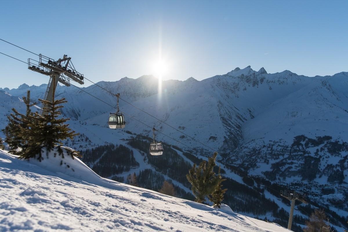 Court séjour Ski séjour package - séjour tout compris Valloire