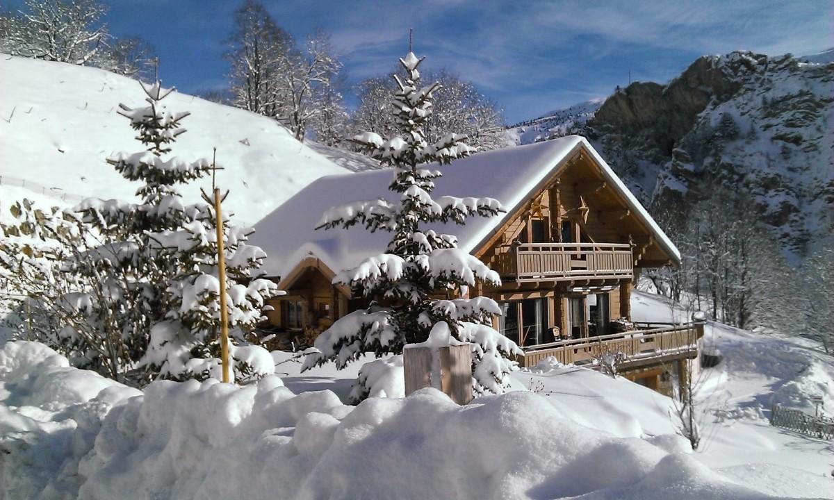 location chalet valloire