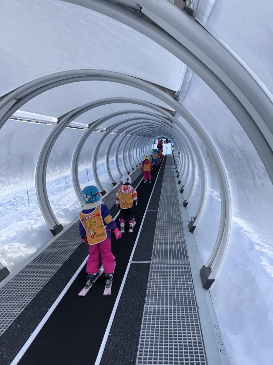 Mini-Club Garderie et Cours de ski  Les Marmottons ESF Valloire