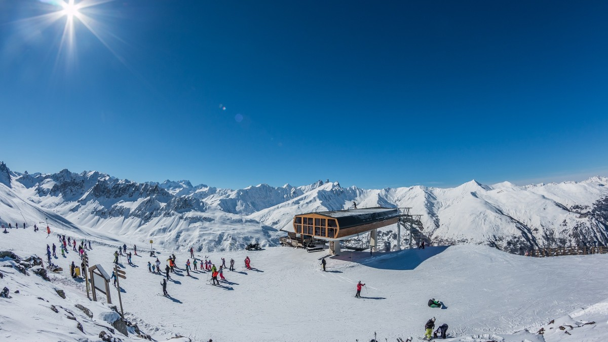 Ski + accommodation Package Valloire Réservations
