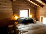 Chambre - Chalet de la Marmotte - Valloire - Les Plans