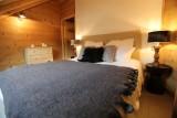 Chambre - Chalet Epinette n°301 - Résidence L'Epinette - Valloire