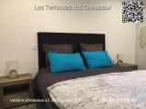 Chambre - Terrasse des Choseaux appartement C1 - Valloire