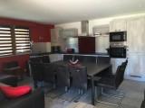 Cuisine - Terrasse des Choseaux appartement C1 - Valloire