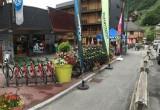 Rent of bike valloire