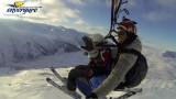 Paragliding valloire