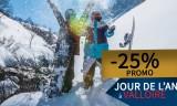 promo ski jour de l'an bon plan ski nouvel an valloire