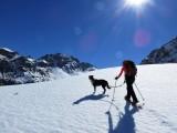 Rando Montagne Hiver Séjour Valloire
