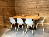 Salle à manger - Chalet de la Marmotte - Valloire - Les Plans