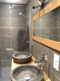 Salle d'eau - Clos Fontaine 10 personnes - Le Col - Valloire