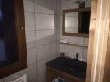 Salle d'eau dans chambre 1 - Epinette 204 - Valloire Centre