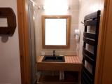 Salle de bains - Ancolie n° 202 Les Chalets de la Vallée d'or - Valloire