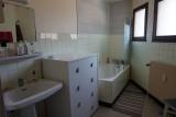 Salle de bains - Caribou 2ème étage - Valloire