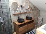 Salle de bains - Chalet Les grands Ducs - Valloire - Les Verneys