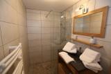 Salle de bains - Le Cœur Alpin n°004 - Résidence L'Epinette - Valloire