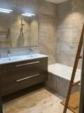 Salle de bains - Terrasse des Choseaux appartement D2 - Valloire