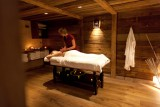 Relaxation Ski and Spa package Sens des cimes Massage
