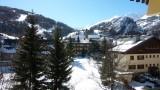 Vue hiver - Crey du Quart 40 - Valloire