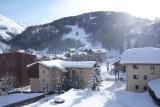 Vue hiver - Oursons 31 - Valloire