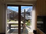 Vue terrasse - Terrasses des Choseaux B6 - Valloire