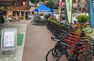 Location de vélo Valloire