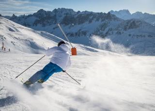 Préouverture domaine skiable Valloire décembre 2018