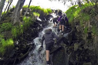 ruisseling randonnée aquatique valloire