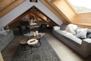 Salon - Chalet Epinette n°301 - Résidence L'Epinette - Valloire