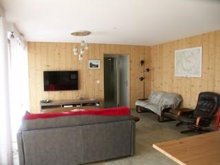 Salon - Terrasses des Choseaux B6 - Valloire