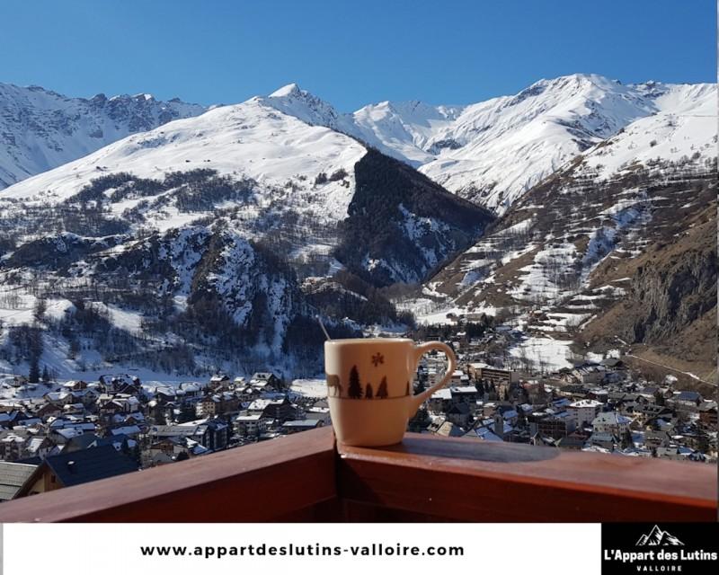 Aster - Vue Valloire - Séjour Ski