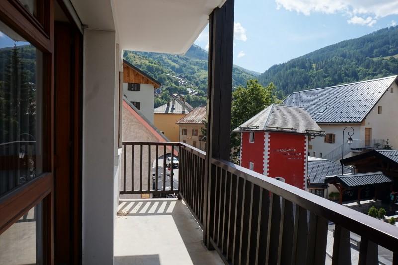 Balcon - Caribou 2ème étage - Valloire