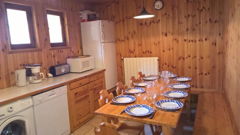 Cuisine - Chalet Pierrot - Valloire Centre
