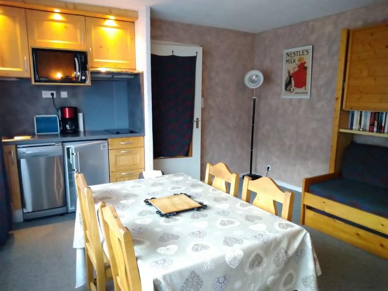 Cuisine Séjour - Val d'Auréa A46 - Valloire