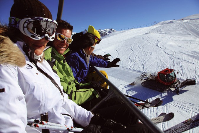 Tribe Ski pass Valloire