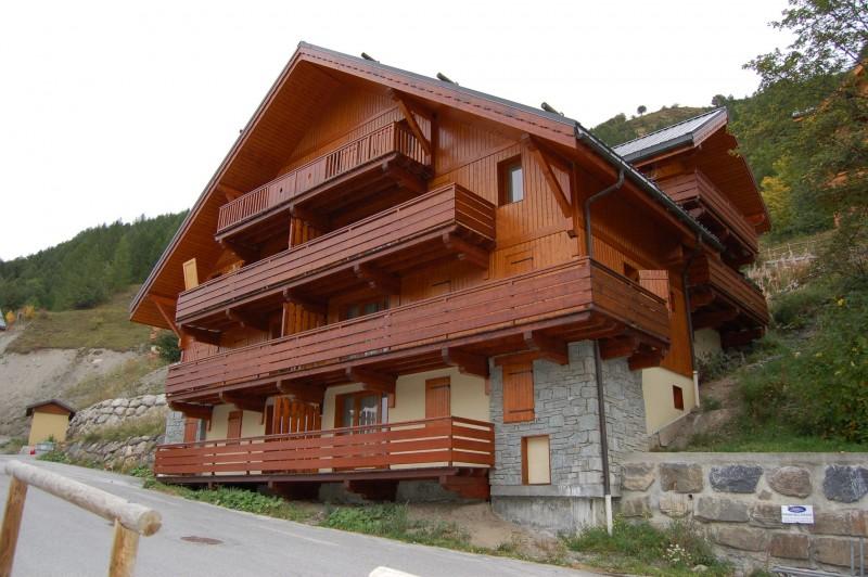 Résidence Primevère  - Les Chalets de la Vallée d'Or - Valloire
