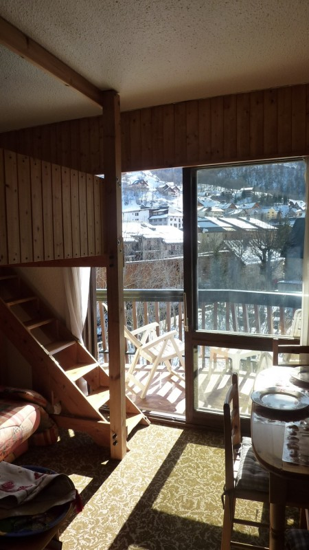 Salon Balcon - Crey du Quart 40 - Valloire