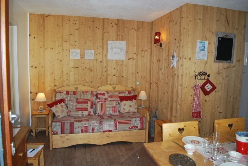 Salon - Val d'Auréa 43 - Valloire