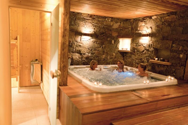 Sauna Spa Sens des Cîmes Valloire